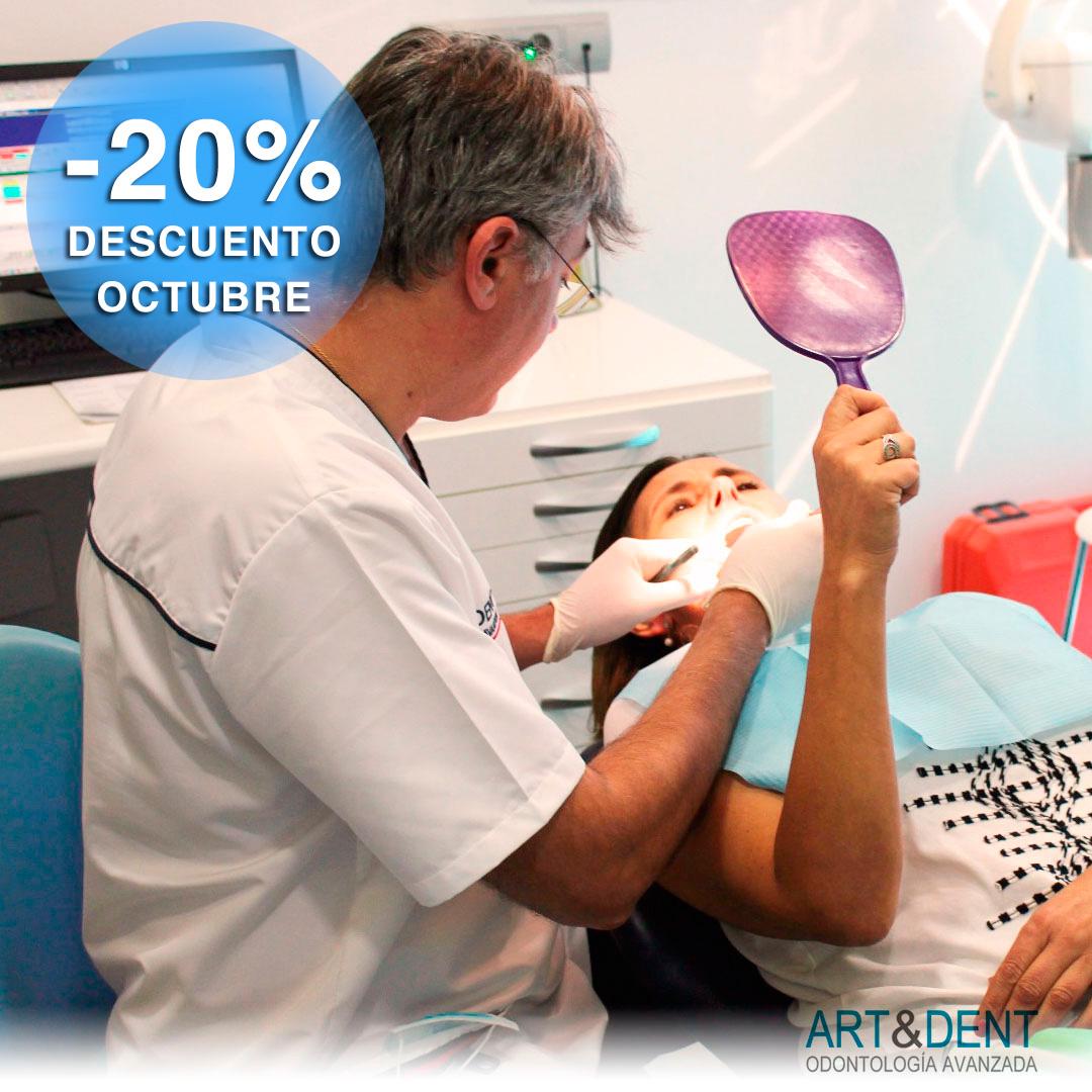 Clínica Art & Dent puede ofrecer a sus clientes tratamientos personalizados de alta calidad.