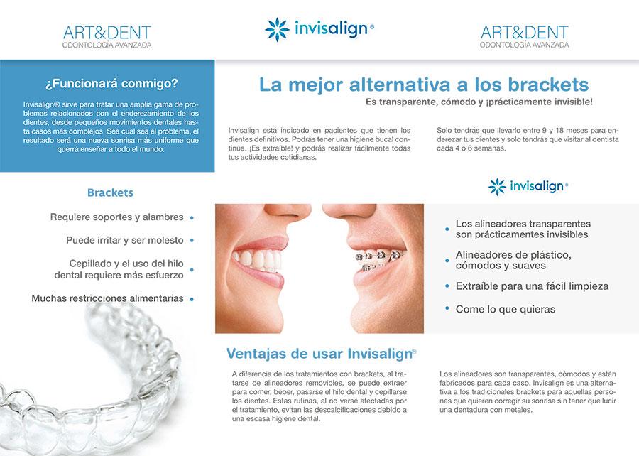 Oferta exclusiva Invisalign en marzo en Clínica Dental Valencia